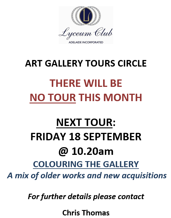 Lyceum AUG Art Gallery Tours