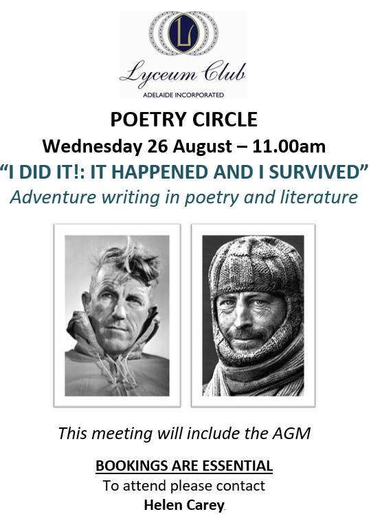 Lyceum AUG Poetry