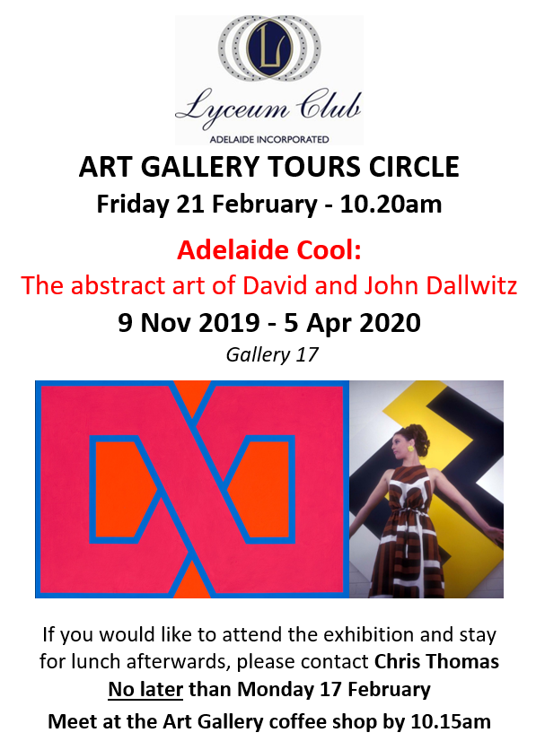 Lyceum FEB Art Gallery Tours
