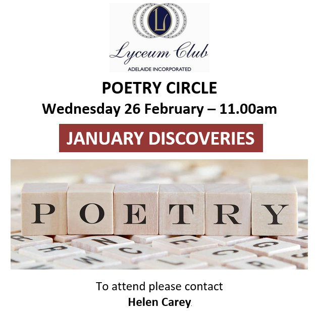 Lyceum FEB Poetry